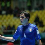 イタリアのダイナモ、セルヒオ・ロマノ。イタリアの3連勝はなるか。