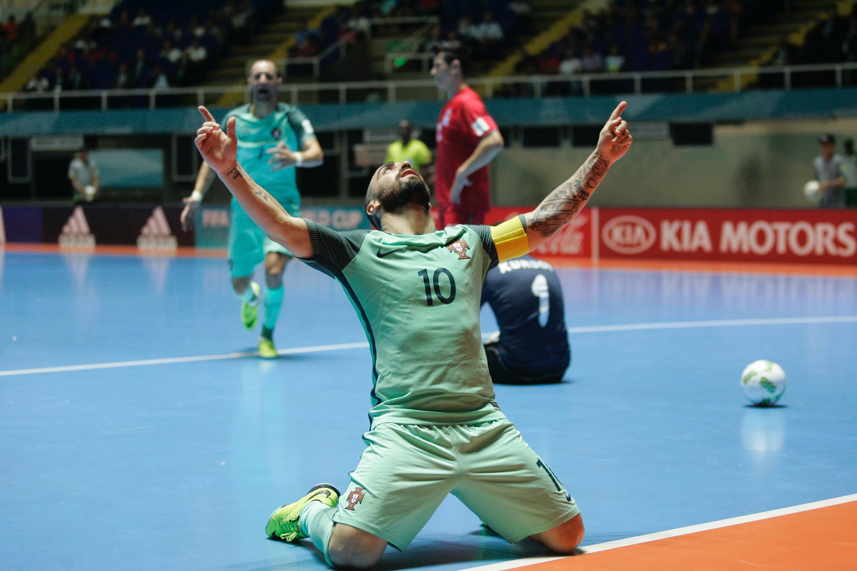 ポルトガル代表をけん引するリカルジーニョ。ポルトガルはリカルジーニョ次第だ。