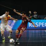 今年2月ベオグラードで行われた欧州選手権決勝スペイン対ロシア。そのカードがワールドカップ準々決勝で早くも実現。
