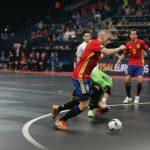 :欧州選手権MVP、スペイン代表の攻撃の軸の1人ミゲリン。スペインは2戦目でアゼルバイジャンと対戦する。